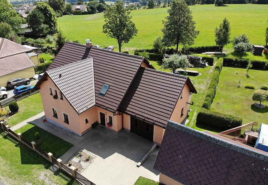 Lehké, odolné a trvanlivé střechy