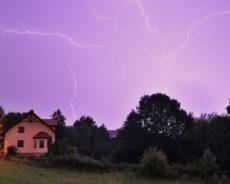 Hromosvod vás ochrání před bleskem, ale když není plně funkční, hrozí opak!