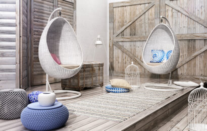 Zahradní ratanový nábytek – styl který nezklame